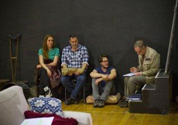 Hannah Norris, Nicholas Garsden, Patrick Graham and Patrick Frost