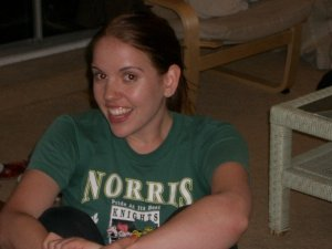 Me in London, summer 2005
